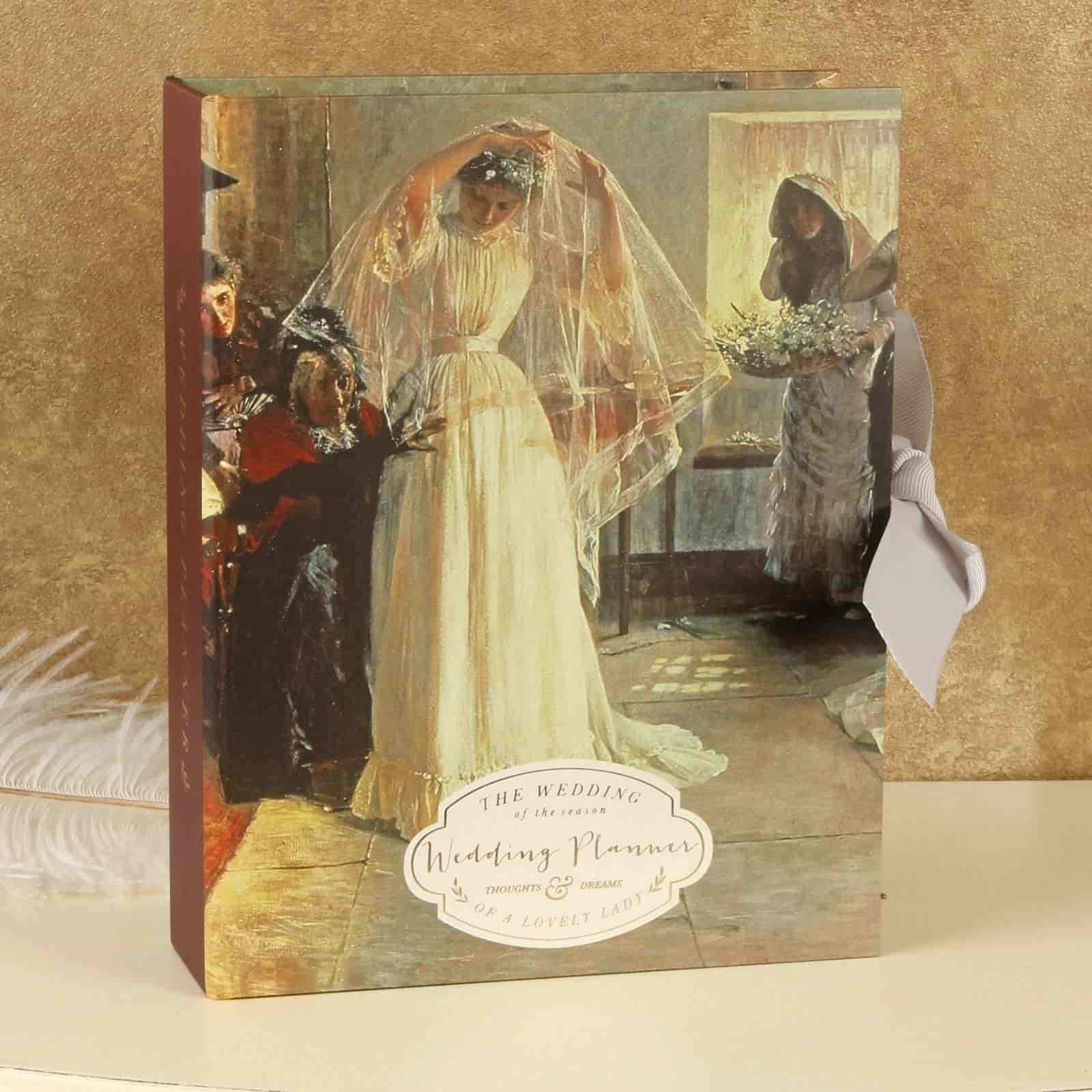 b1fb427d4d0 Vintage Style Wedding Planner - Treasured gifts for you