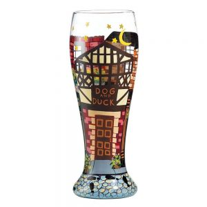 LOLITA PUB CRAWL BEER GLASS