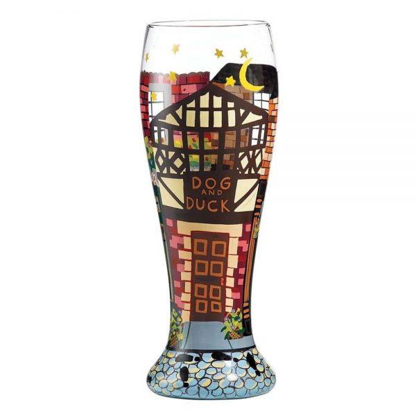 LOLITA PUB CRAWL BEER GLASS