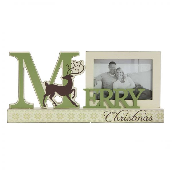 Picture Frame Merry Christmas
