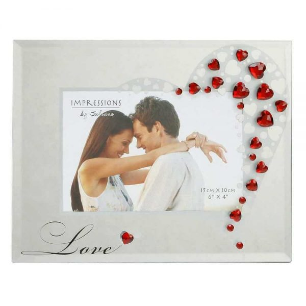 IMPRESSIONS LOVE PHOTO FRAME