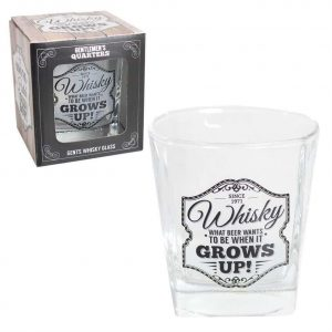 Whisky Glass by Gents Quarter