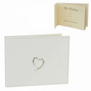 Wedding Reception Guest Book