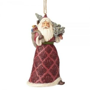 Jim Shore Heartwood Creek Victorian Santa