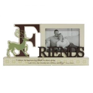 Reindeer Friends Photo Frame