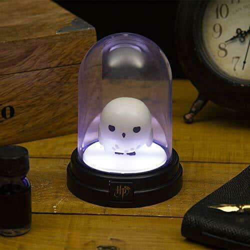 Harry Potter Hedwig Owl Mini Bell Mood Light