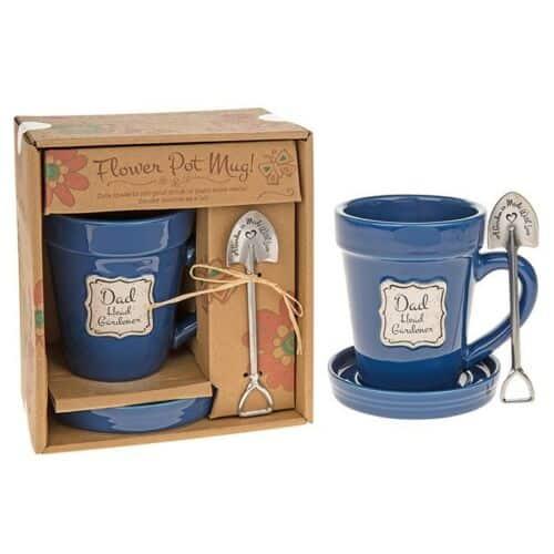 Flowerpot Garden Coffee Mug