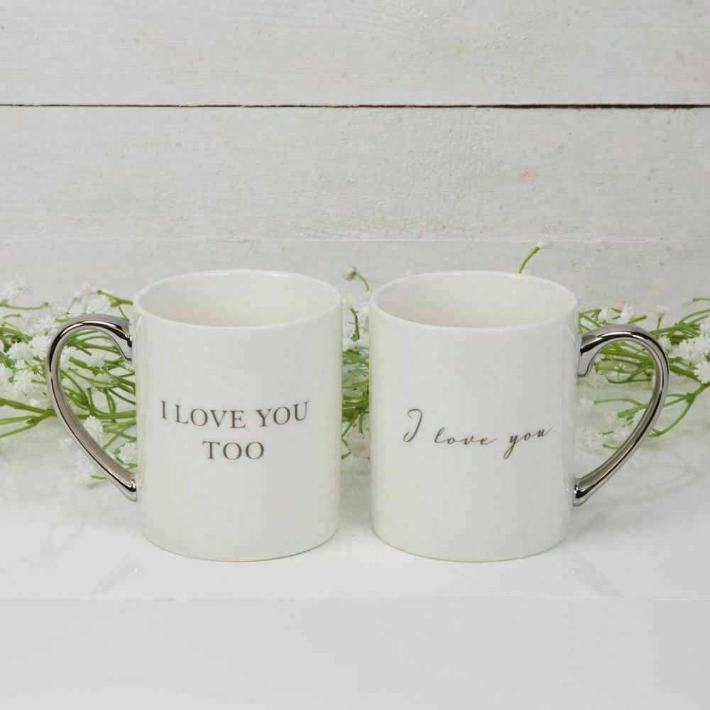 Pair of Mugs/Wine Glasses/Champagne Flutes