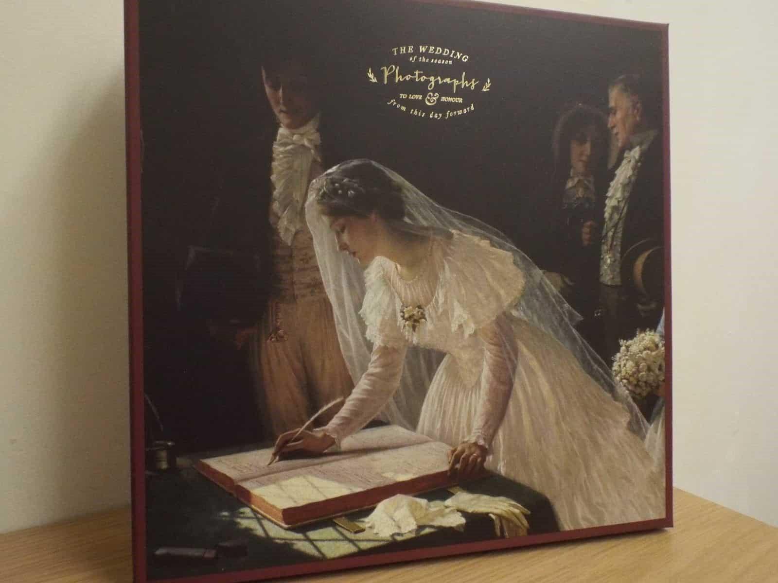 Wedding Scrapbook/Photo Albums