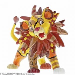 Britto Simba Mini Figurine