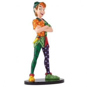 Britto Peter Pan Figurine