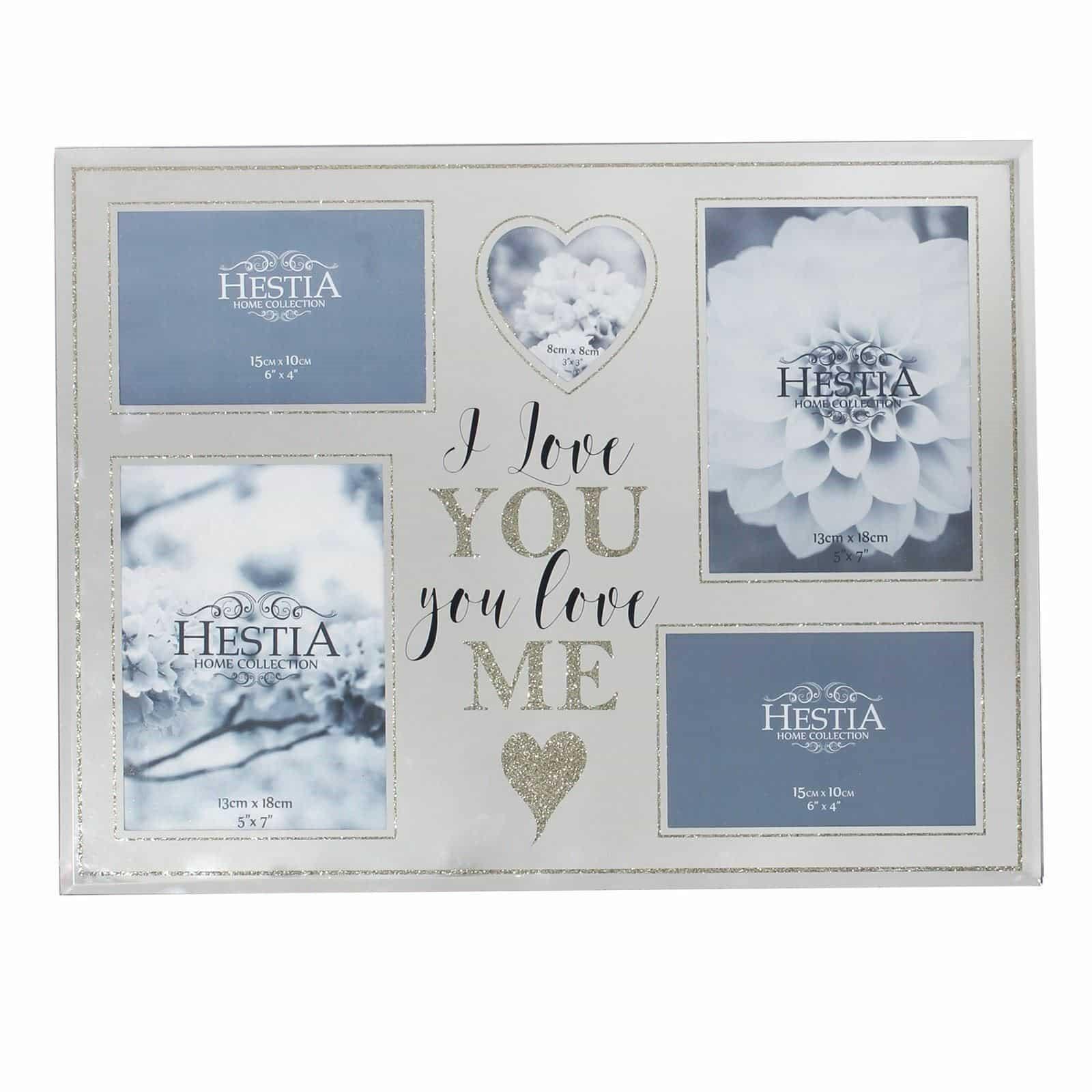 Wedding Engagement Collage Frames