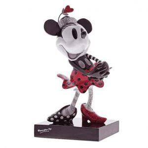 Britto Steamboat Minnie Mouse Figurine