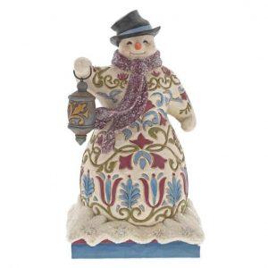 Heartwood Creek Christmas Victorian Snowman