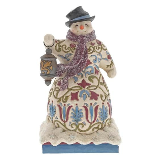 Heartwood Creek Christmas Victorian Snowman