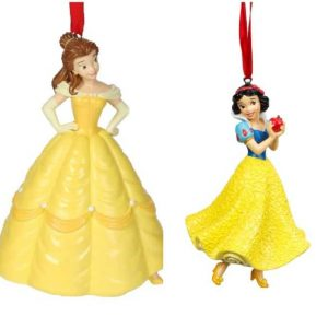 Disney Princess Christmas Tree Decorations