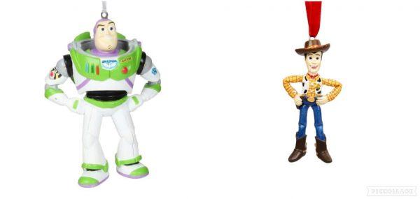 Disney Pixar Toy Story Christmas tree decorations