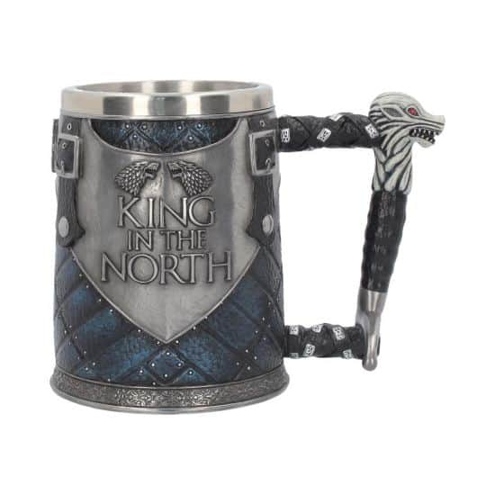 Game Of Thrones King in the North Tankard (GOT)