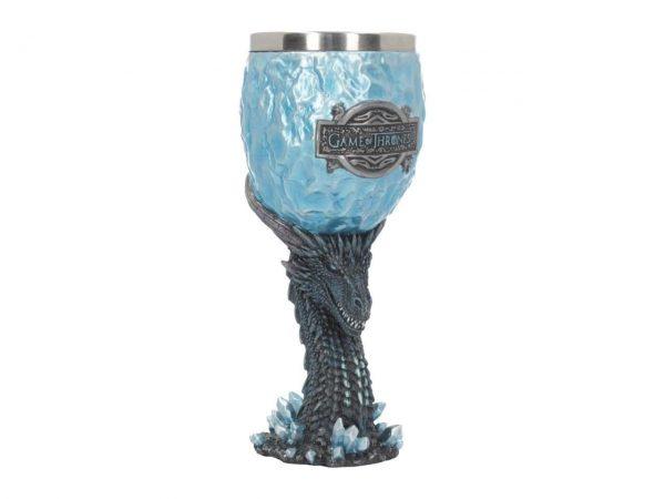Viserion White Walker Goblet 18.5cm (GOT)