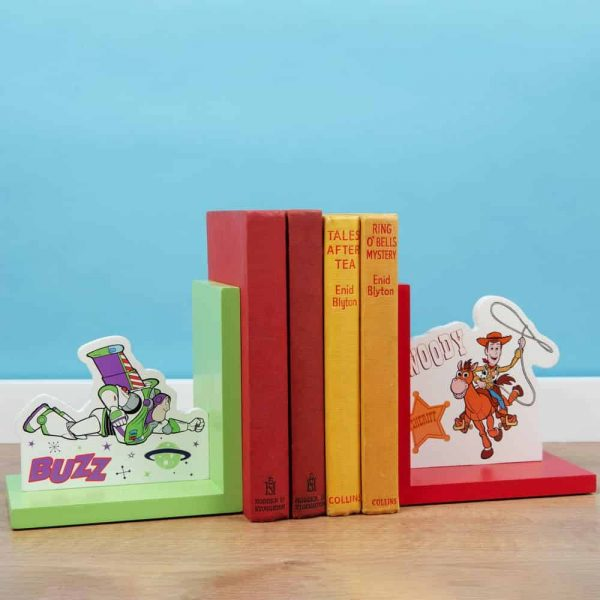 Disney Toy Story Buzz & Woody Bookends