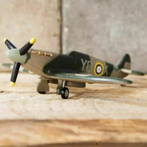 RAF Spitfire Aircraft Resin Model