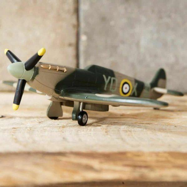 RAF Spitfire Aircraft Resin Model