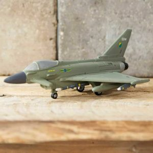 RAF Typhoon Aircraft Resin Model