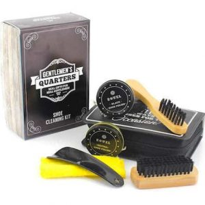 GENTLEMEN'S QUARTERS SHOE CLEANING KIT