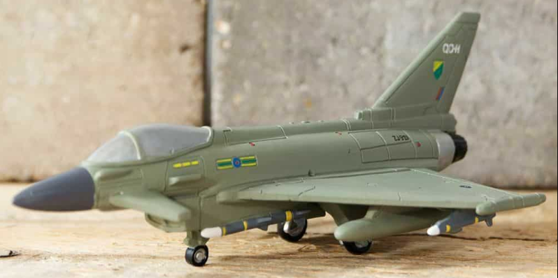 Aircraft Resin Model