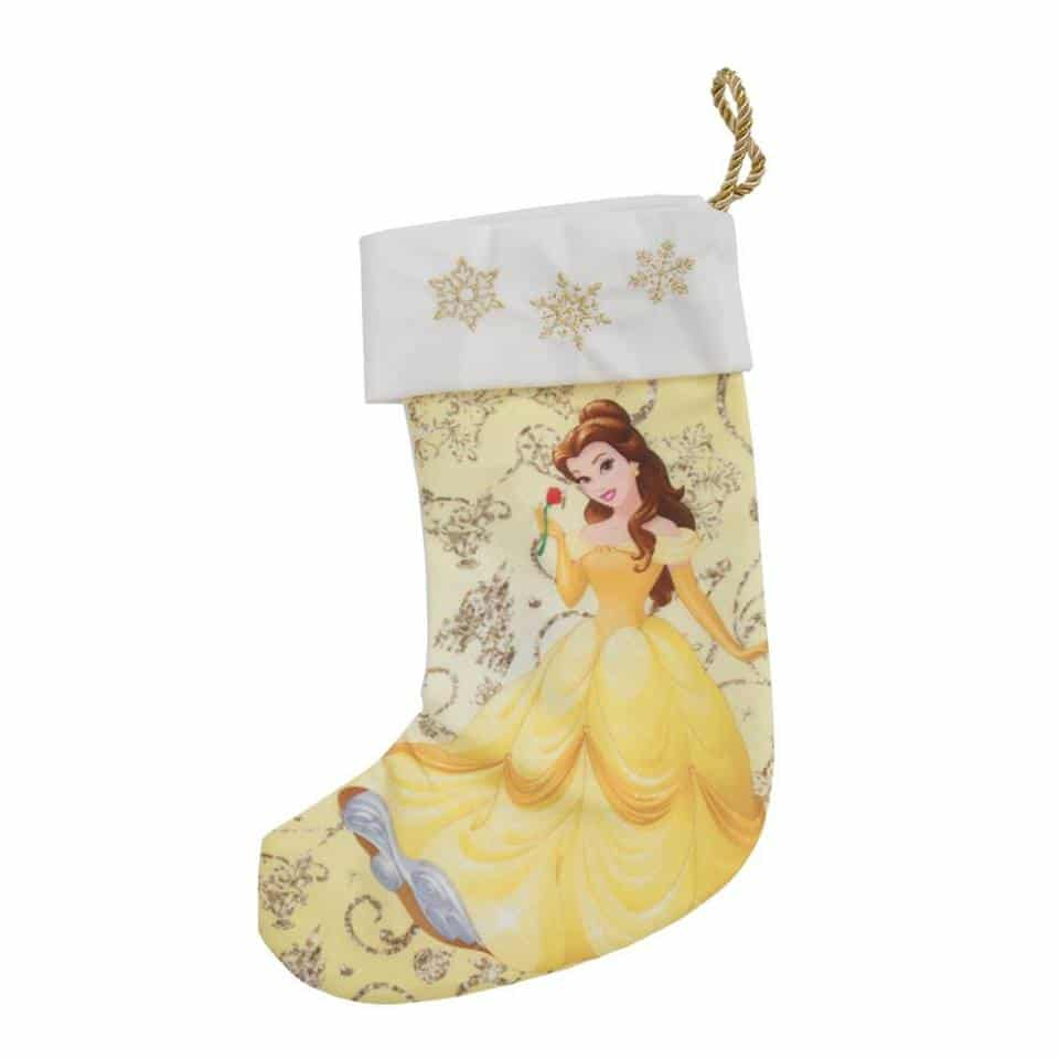 Disney Belle Christmas Stocking - Treasured gifts for you