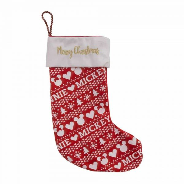 Disney Mickey & Minnie Stocking