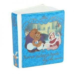 DISNEY BEAUTY AND THE BEAST MONEY BOX