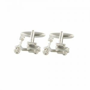Harvey Makin Scooter Cufflinks