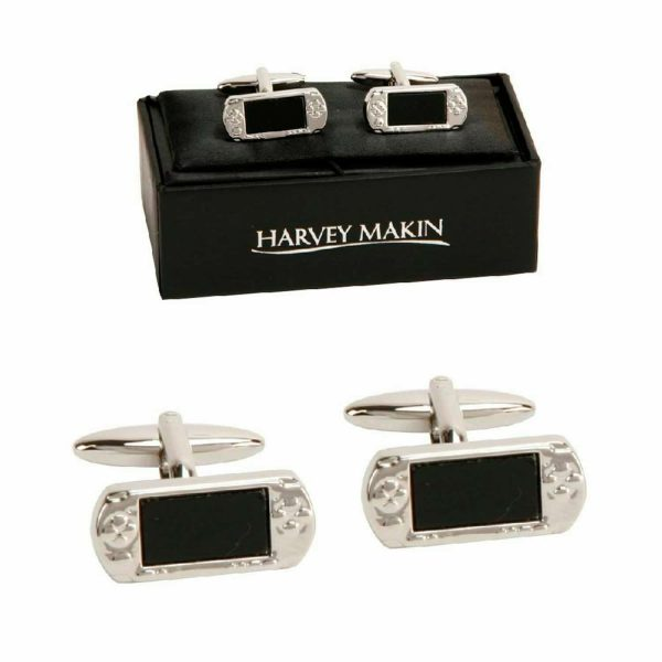 Harvey Makin Sony PSP Cufflinks