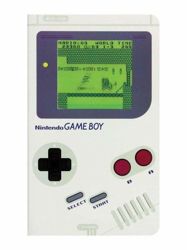 Retro Nintendo Game Boy Notepad