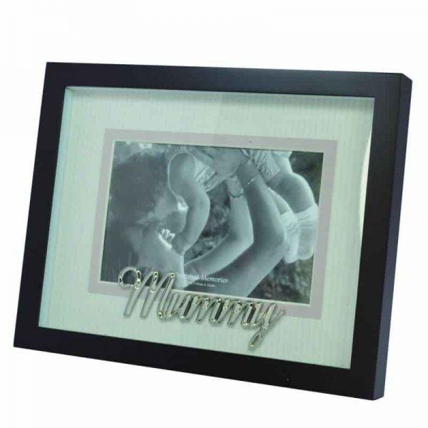 "Cherished Memories Mummy Photo Frame 6"" x 4"""