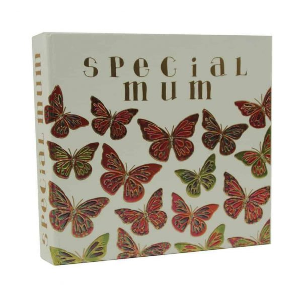 Special Mum Photo Album With Matching Box