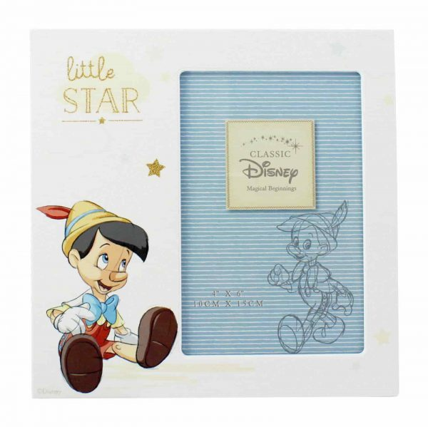 Disney PINOCCHIO PHOTO FRAME
