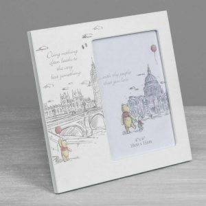 Disney Christopher Robin Baby Photo Frame