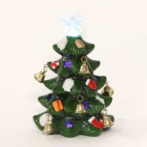 Christmas LED Light up Tree Decoration