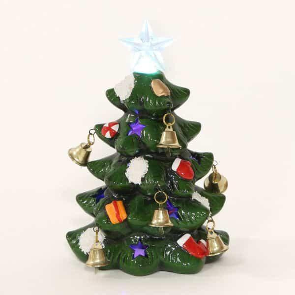 Christmas LED Light up Tree Decoration