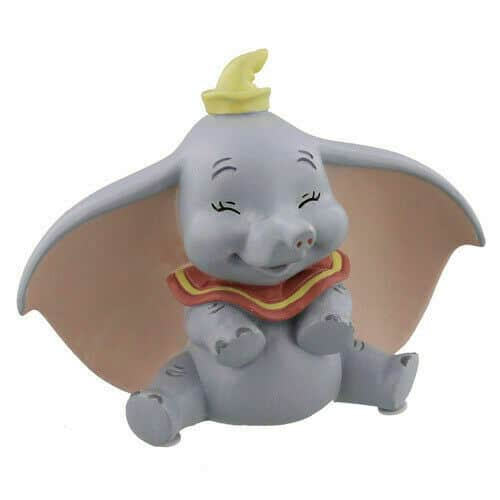 Disney Magical Moments Dumbo You Make Me Smile Figurine DI191