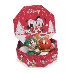 Disney Mickey Mouse Christmas Baubles