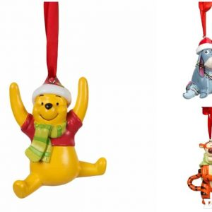 Winnie The Pooh hanging figurines