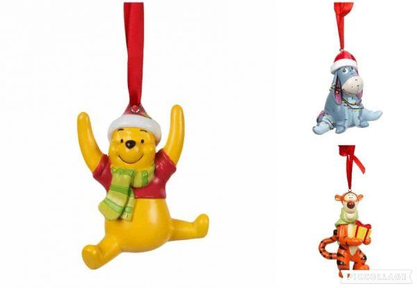 Winnie The Pooh hanging figurines