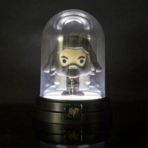 Harry Potter Hagrid Mini Bell Jar Light, Multi-Colour