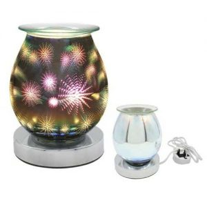 Desire Aroma Lamp Electric Oil Burner - Astral