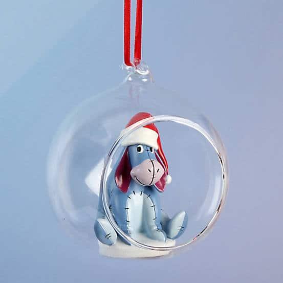 Disney Winnie the Pooh Christmas Bauble - Eeyore