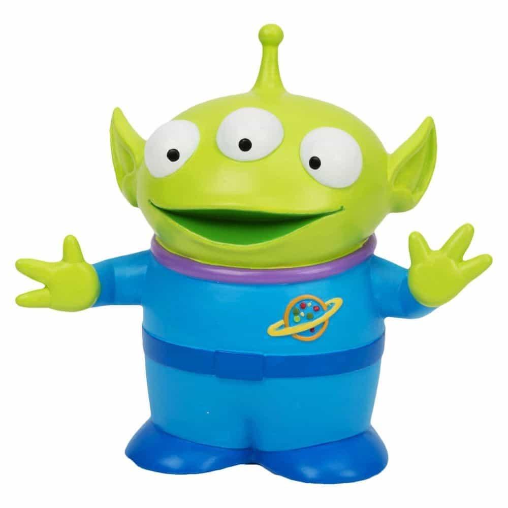 Disney Pixar Alien Money Bank