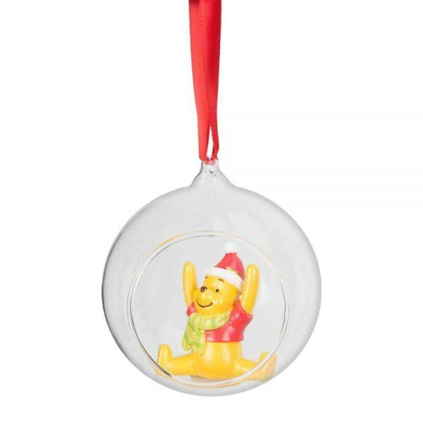 Disney Winnie The Pooh Christmas Tree Bauble